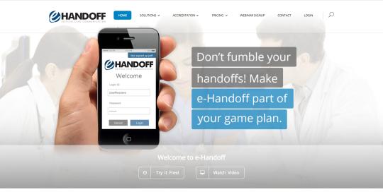 e-Handoff, Inc.